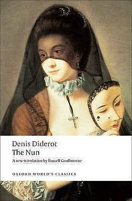 The Nun by Denis Diderot (Paperback, 2008)
