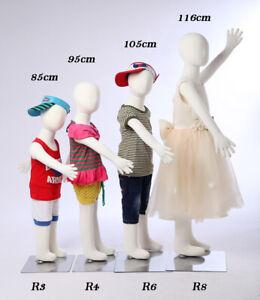 R4*2 Kinderpuppen flexible bewegliche Körper Arme Schaufensterpuppe biegsam
