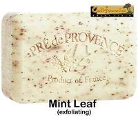 Pre de Provence Shea Butter Enriched Vegetable Soap Mint Leaf 8.8 oz Personal Care