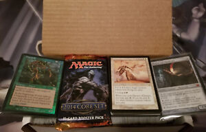 500-Magic-the-Gathering-MTG-Card-Collection-w-Rares-Mythics-amp-Booster-Pack