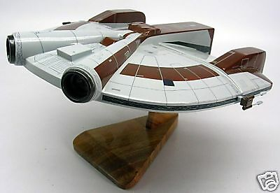 Ebon Hawk Kotor Knights Of The Old Freighter Star Wars Spacecraft Wood Model Big Ebay The ebon hawk was a heavily modified freighter used by the criminal organization called the exchange a few thousand years before the battle of yavin. ebon hawk kotor knights of the old freighter star wars spacecraft wood model big ebay