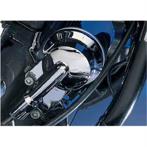 Chrome Oil Filter Housing for 92-99 Harley Evo Big Twin 26381-92A