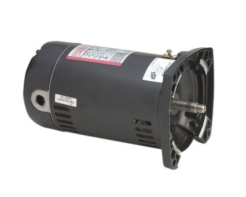 Century USQ1102 1 HP 3450 RPM 48Y Frame Square Flange Pool Pump Motor