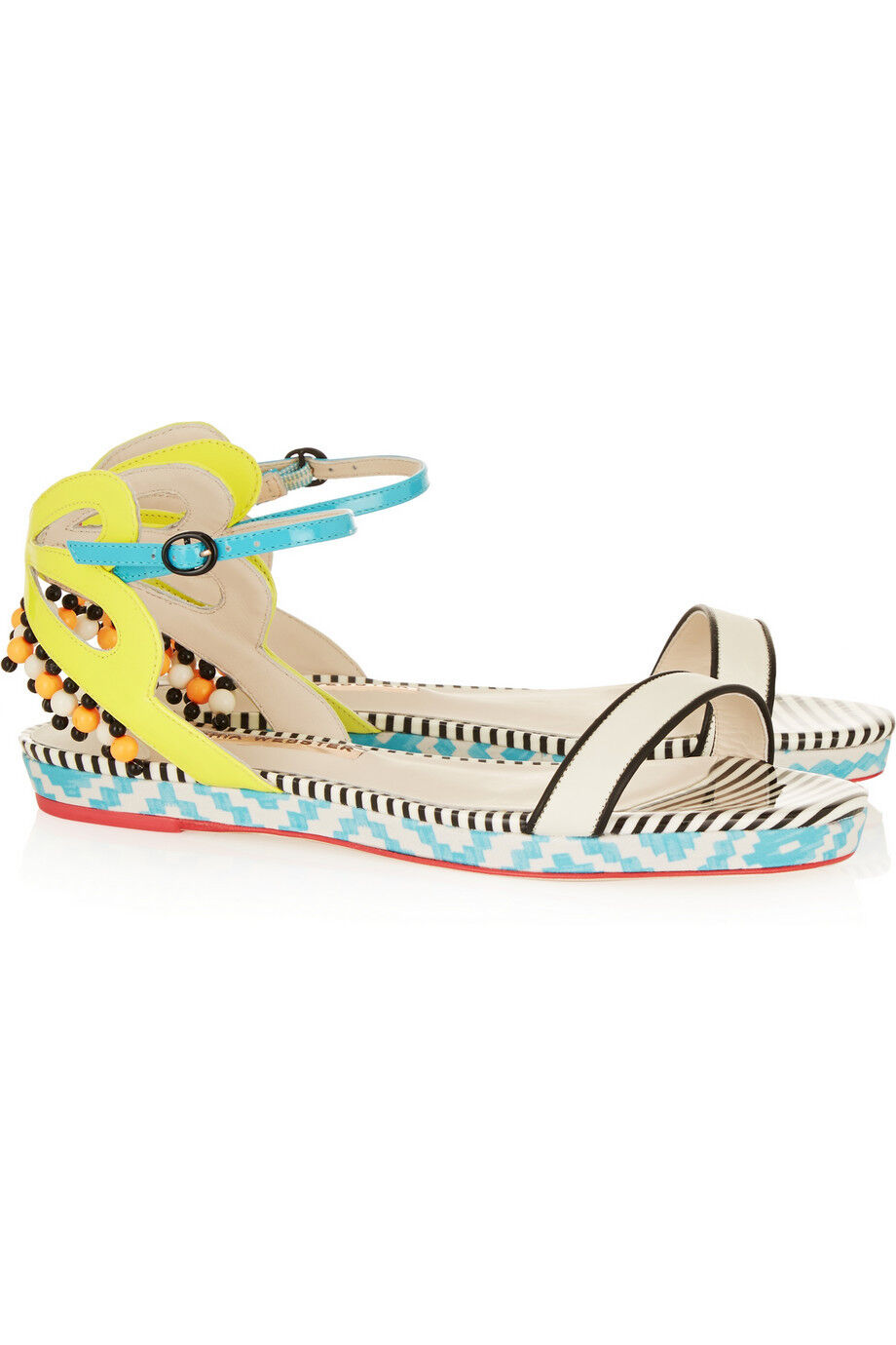 Sophia EU41 Webster Luca Aztec Sandals EU41 Sophia UK8 6a1725