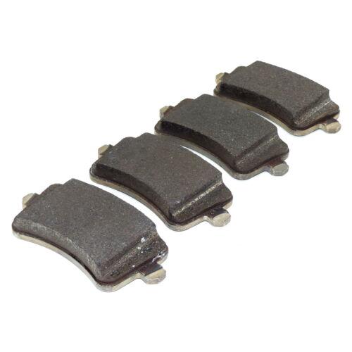 original Bremsbeläge Bremsklötze Set hinten 300 330mm Audi A4 8K B8 A5 Q5 SQ5 8R