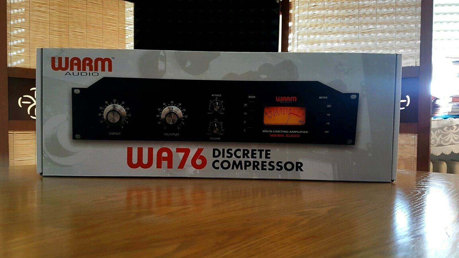 Warm Audio - WA76 ( 1176 ) FET COMPRESSOR