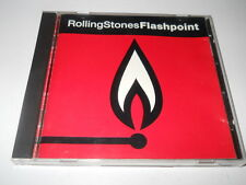 "The Rolling Stones  ""Flashpoint""  CD (Promotone B.V./Columbia 1991 USA)Original"
