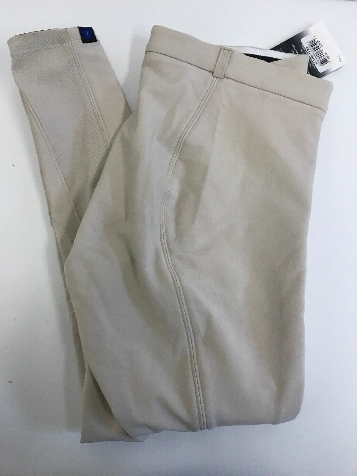 Irrideon Women's Bellissima Breeches Knee Patch Ivory  Light Tan Size 32 NWT  here has the latest