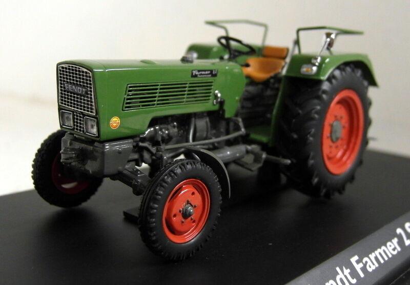 Schuco 1/43 échelle 02875 fendt farmer 2 2 2 s vert diecast modèle tracteur   Belle  cb8fcc