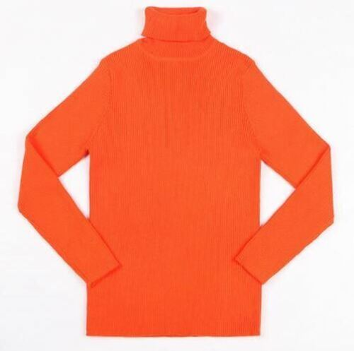 Baby Boys Girls Autumn Turtleneck Sweaters Sweater Kids For Winter Knitted Botto
