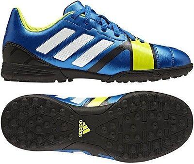ADIDAS NITROCHARGE 3.0 TRX TF JUNIOR BOYS ASTRO FOOTBALL TRAINERS SIZE 5.5 | eBay