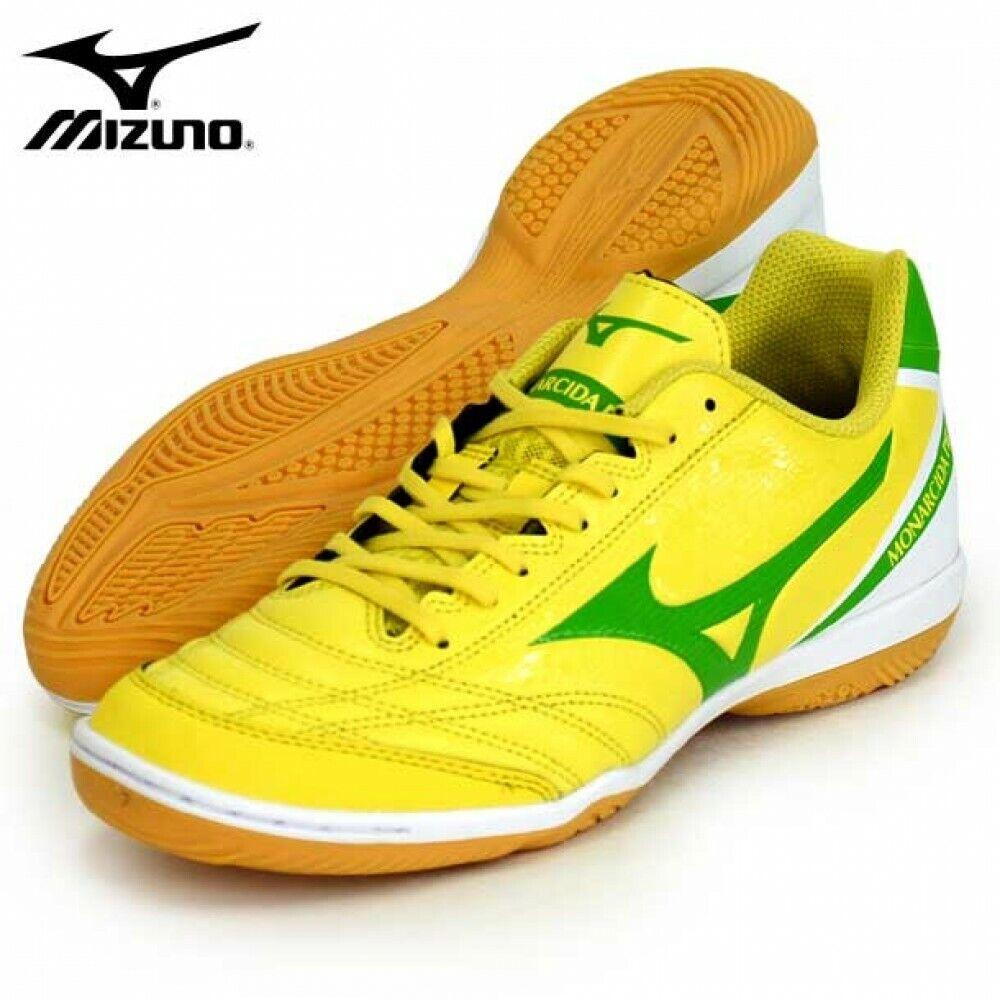 Mizuno Futsal schuhe MONARCIDA NEO SALA SELECT IN Q1GA2012 Gelb x Grün
