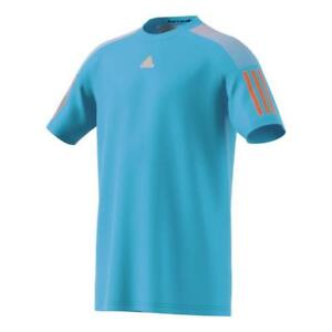 Adidas Breathable Lightweight Climalite T About Tennis Details Shirt Boy's Barricade OukXZPi
