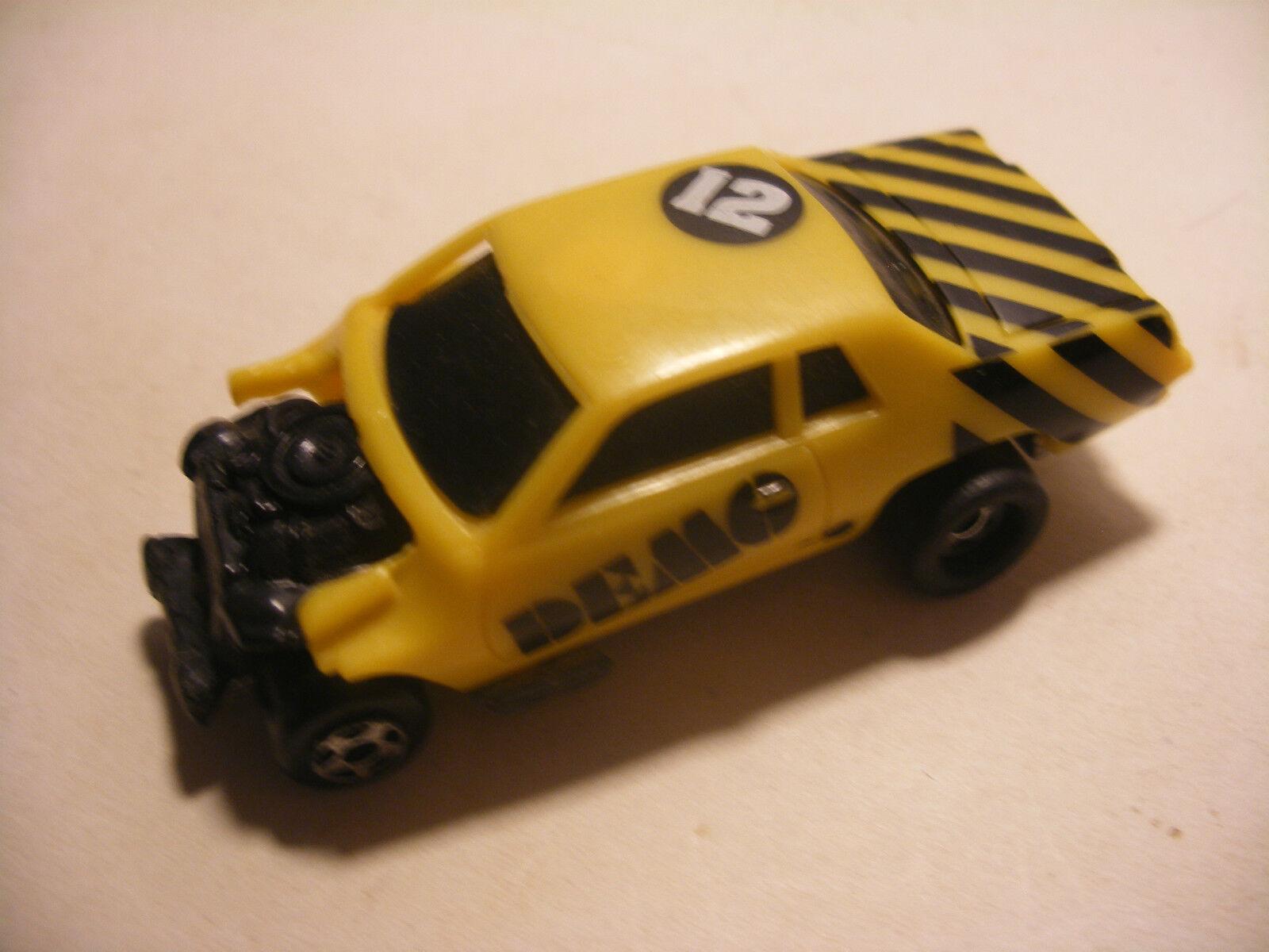 RARE Hot Wheels 1983 KIDCO BURNIN KEY Demolition Cars