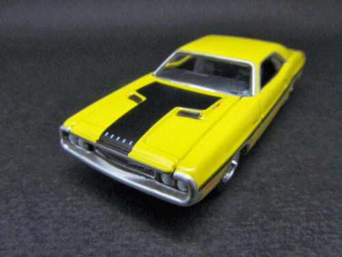 1970 Dodge Challenger NCIS *** GreenLight hobby 1:64 OVP