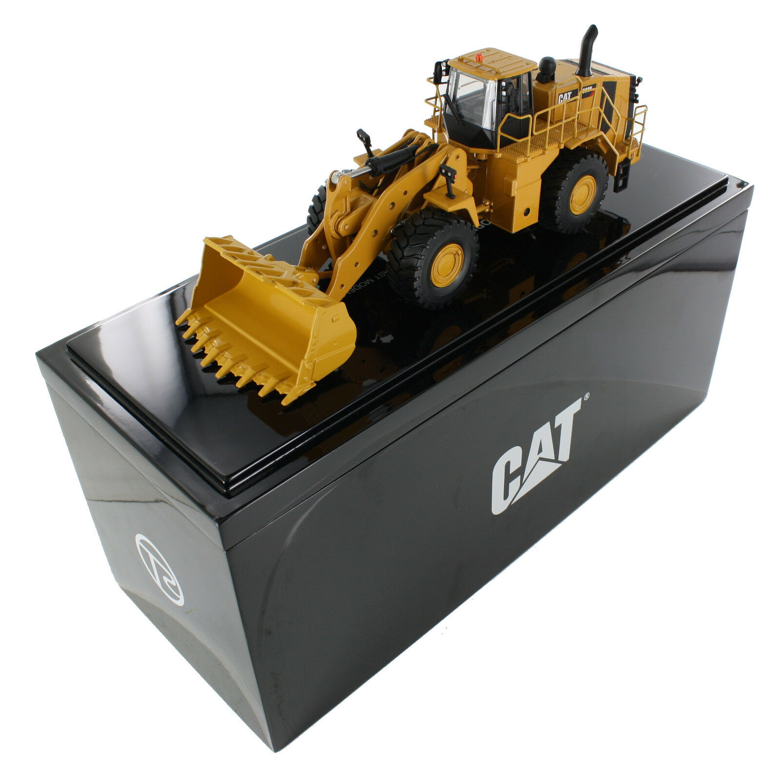 Caterpillar VIP Presentation box for Cat Diecast Replica Tonkin Replicas