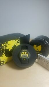 Wu-Tang-Clan-Casio-G-Shock-Watch-Limited-Edition