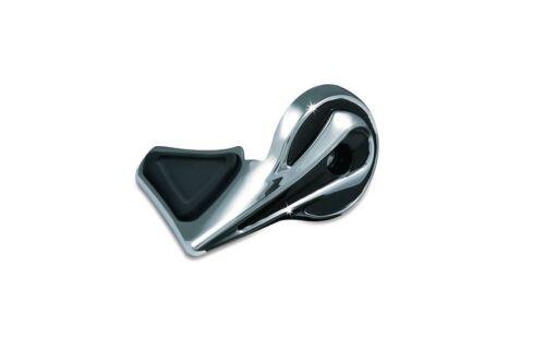 Chrome Kuryakyn Kinetic Throttle Boss for Kinetic Grips Right or Left ea