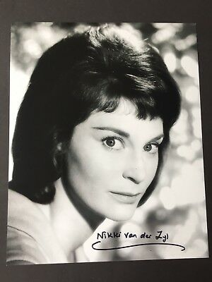 Revealed: Nikki van der Zyl, the secret Bond girl - The