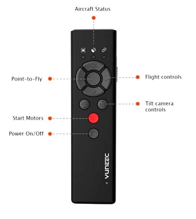 Yuneec TYPHOON Wizard telecomando per droni - & controllo di volo
