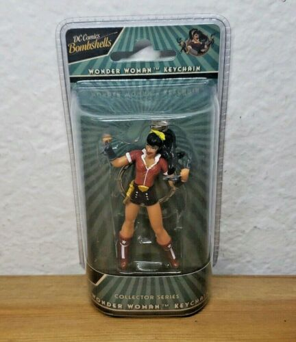 Wonder Woman KeychainDC Comics bombes+3Collector Series