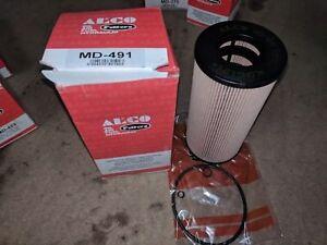 alco oil filter p n md 491 ebay. Black Bedroom Furniture Sets. Home Design Ideas