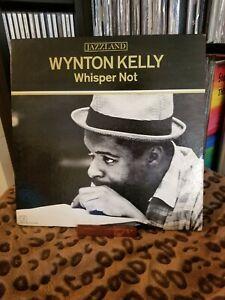 Wynton-Kelly-Whisper-Not-1st-Jazzland-pressing-JLP-83-Mono-Ex-vg