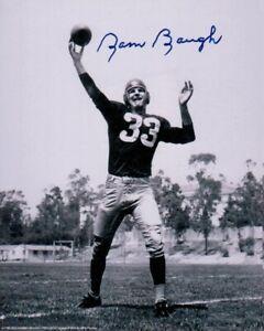 Sammy Baugh Autographed Signed 8x10 Photo ( HOF Redskins ) REPRINT