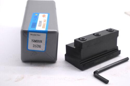 SMBB2526 Cut off the cutter bar Grooving Cut-Off Cuting tool SPB26 cutting broad