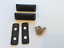 Caravan-or-motorhome-polyplastic-window-black-outer-fixing-block-and-screws-WBL3 thumbnail 1