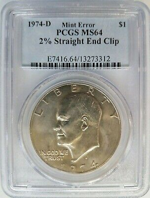 1978-D Eisenhower Dollar Ike MS64 PCGS 64 Mint State