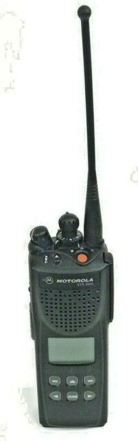 Motorola XTS3000 P25 Digital UHF Model II 403-470 Mhz RADIO H09RDF9PW7BN HAM