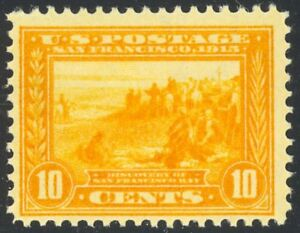 400-10c-Org-Yellow-Pan-Pacific-Lovely-Mint-NH-Single