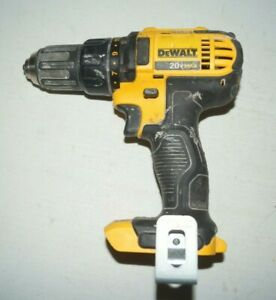 "Dewalt DCD780 20-volt Max 1//2/"" Cordless Drill Driver FOR PARTS NOT WORKING"