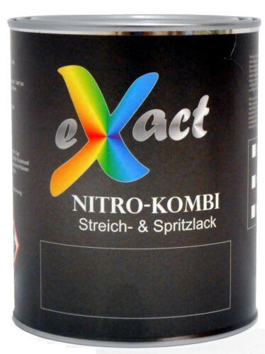 eXact Nitro Lack Land- /& Baumaschinen Eicher Graublau um /'54 7260 1kg