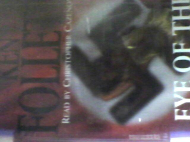 Eye Of The Needle - Ken Follett Abridged Audio Book 2X Cassetter