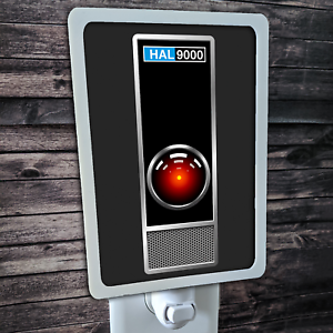 2001 Space Odyssey HAL9000 Night Light