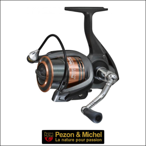 Moulinet (fishing reel) anglaise Pezon & Michel LW FV 35