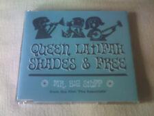QUEEN LATIFAH / SHADES / FREE - MR. BIG STUFF - 4 TRACK UK CD SINGLE