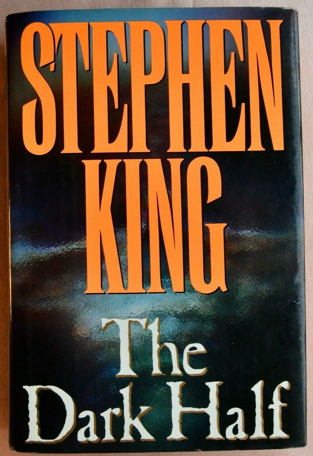 Stephen King: The Dark Half 1989 Viking first issue - prima edizione
