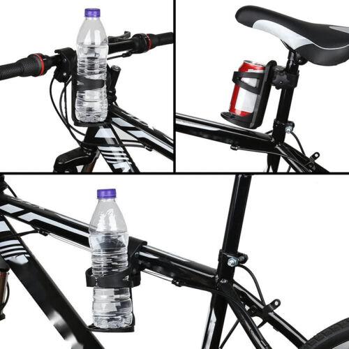 Bike Cup Holder Universal Cup Holder 360 Degrees Rotation Drink Holder for Bi JF