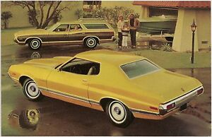 1972-Ford-Gran-Torino-Hardtop-and-Station-Wagon-Automobile-Advertising