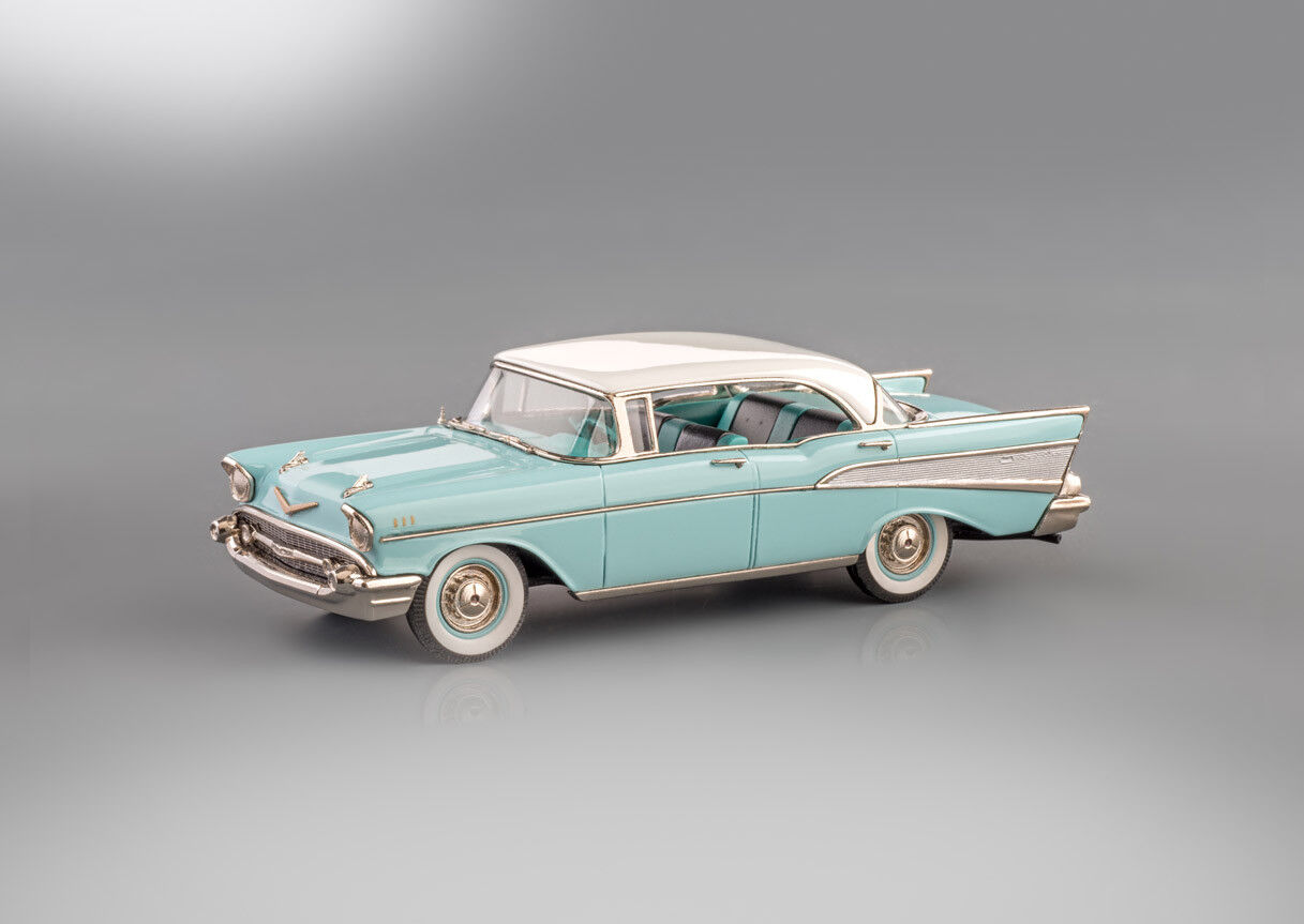 Brooklin BRK 221 1957 Chevrolet Bel-Air Four-Door Hardtop - Made in England