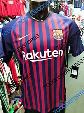 b4568a3ee87114 item 4 Nike FC Barcelona 2018 19 Stadium Home Soccer Jersey Size Small -Nike  FC Barcelona 2018 19 Stadium Home Soccer Jersey Size Small