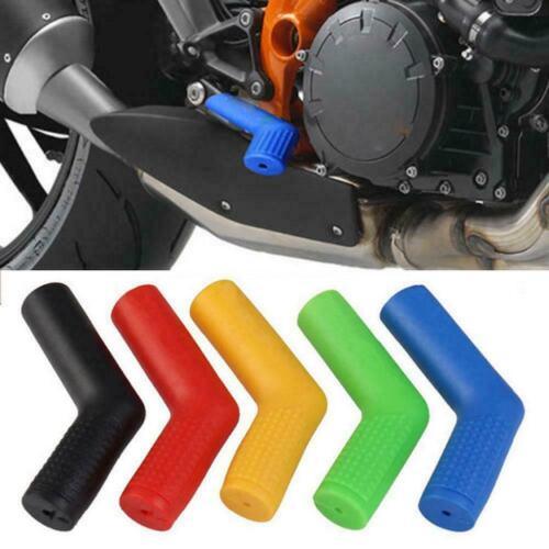 Rubber Gear Shift Shifter Sock Cover Boot Street Dirt Bike New Motorcycle X9F7