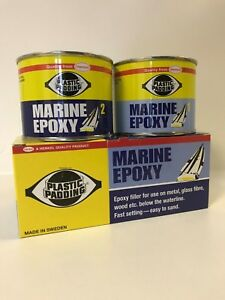 plastic padding marine epoxy
