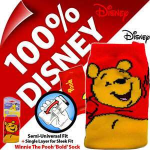 Disney-Winnie-The-Pooh-Mobile-Phone-MP3-Sock-Case-Cover-for-iPhone-5-5S-5C-SE