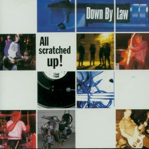 1 of 1 - Down by Law - All Stratched Up [New CD]