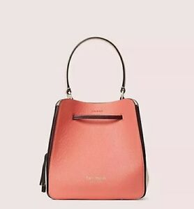 Kate Spade Small Busy Leather Bucket