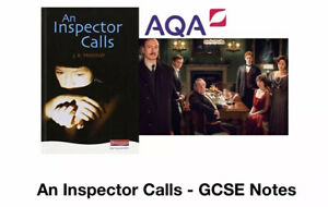 An Inspector Calls - Grade 9 GCSE Notes